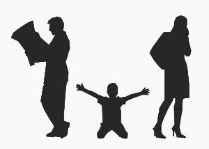 kind gescheiden ouders