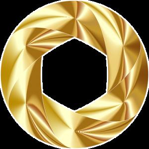 eindeloos in goud