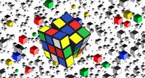cube puzzel