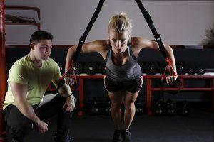 topsport; een gewoonte de spieren te trainen