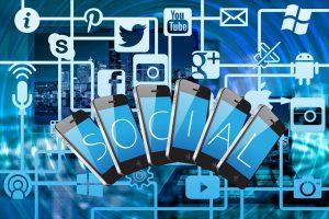 Social media om zorgen te kunnen maken