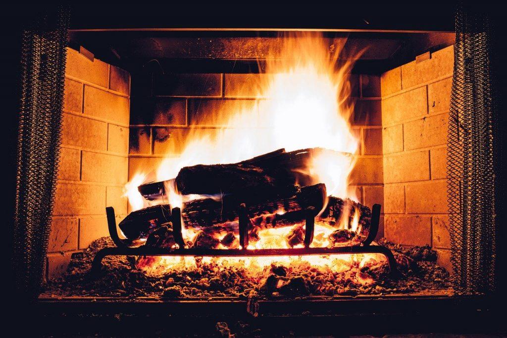 Angst om de handen in de vlammen te steken, is heel gezond